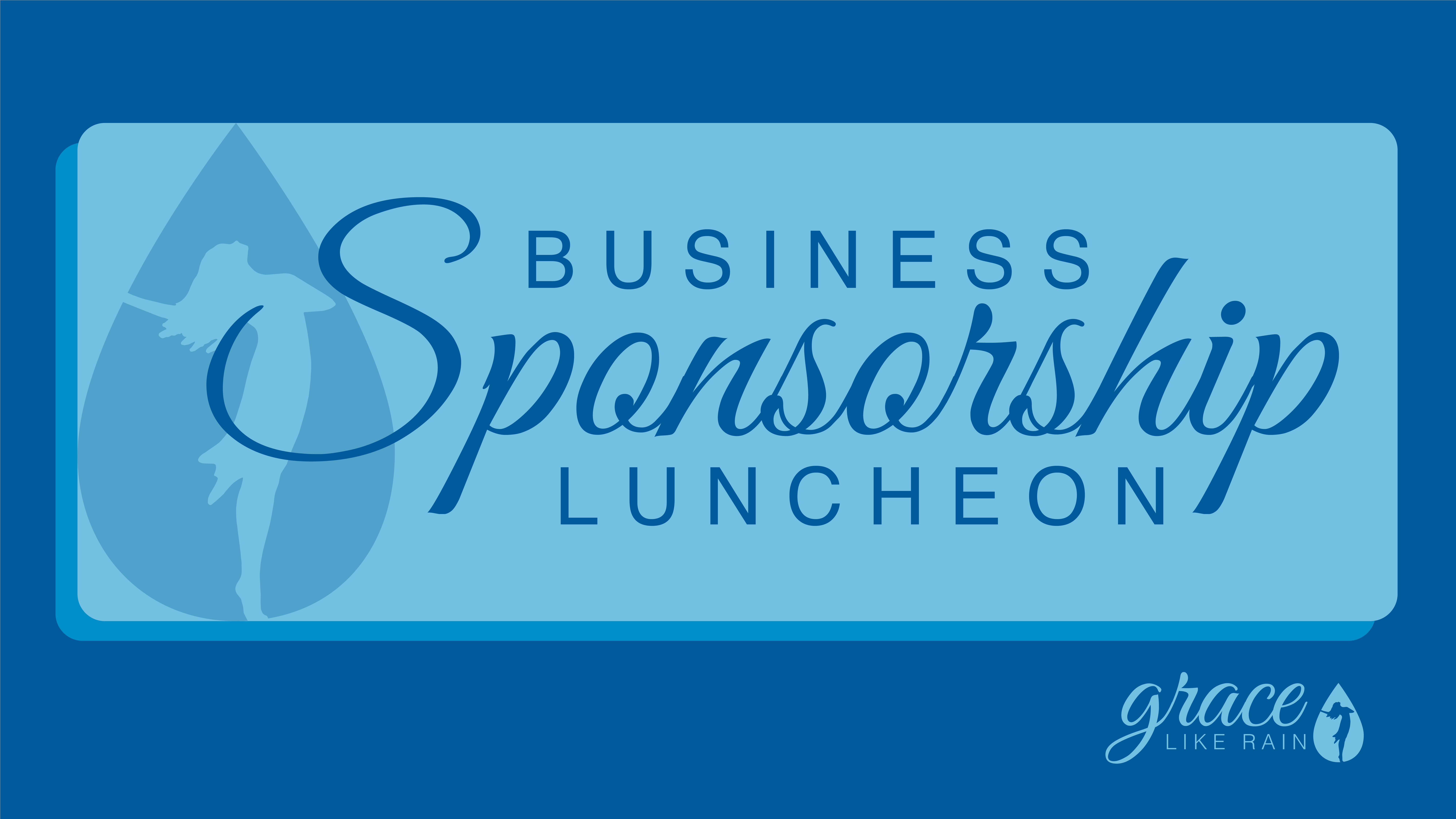 Business Sponsorship Luncheon